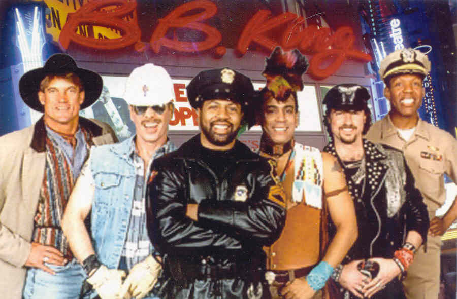 The Village People at Norwalk's Oyster Festival