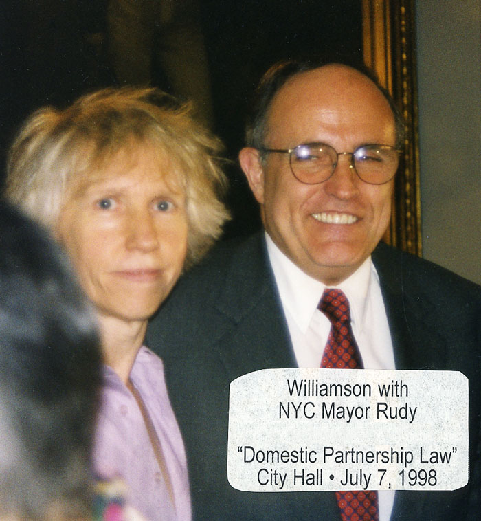 RudyGiuliana  and WLH 1998