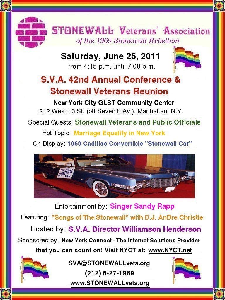SVA 42 Annual Conference June 2011