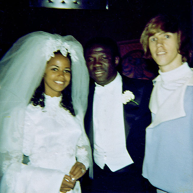 Emile Griffith Williamson wedding