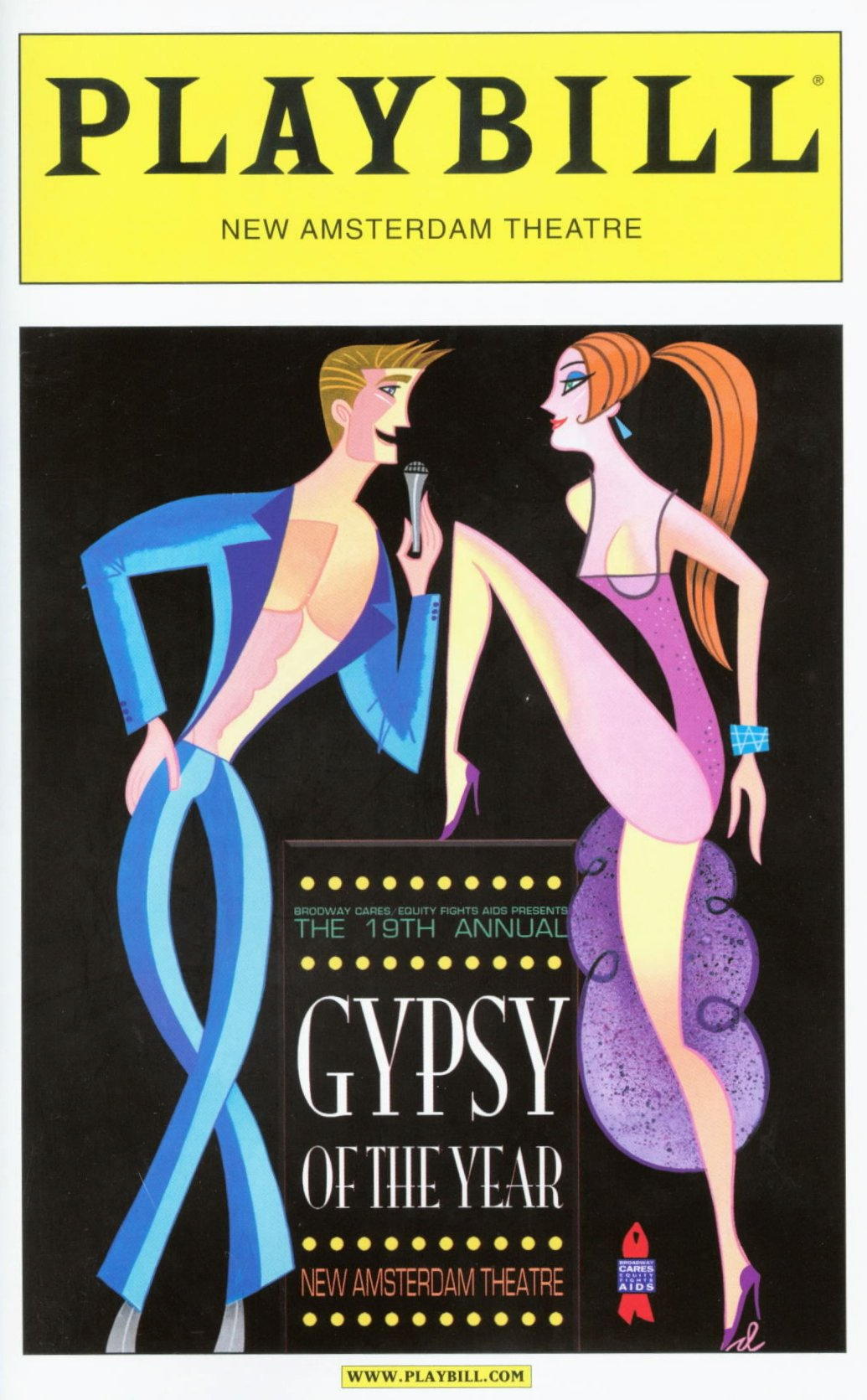 Gypsy of The Year Poster
