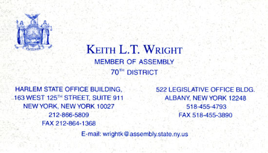 Keith L.T. Wright