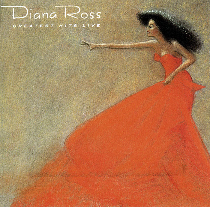 Diana Ross Hits Live in London