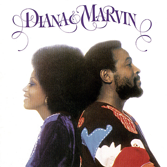Diana Ross Marvin Gaye