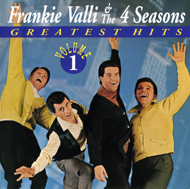 Frankie Valli Four Seasons Greatest 1i