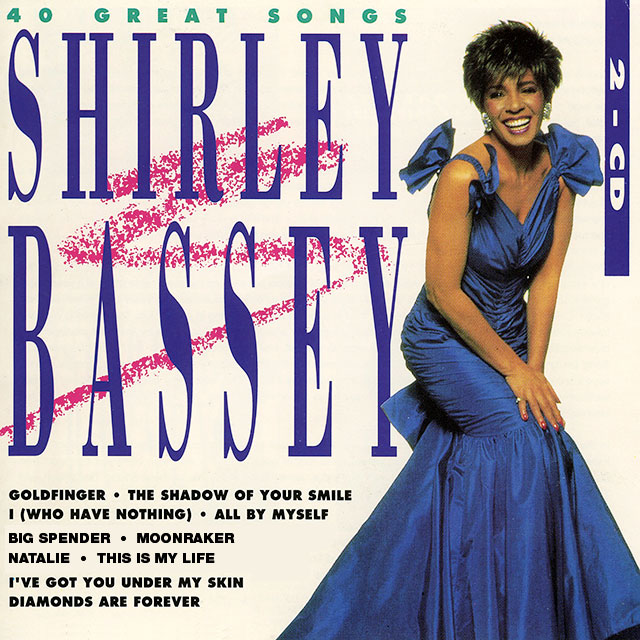 Shirley Bassey 40 Great Songs