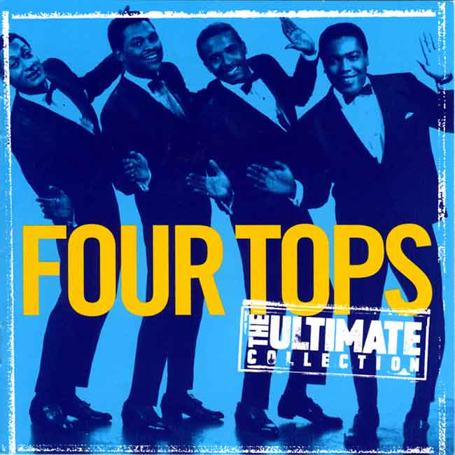 Four Tops Ultimate