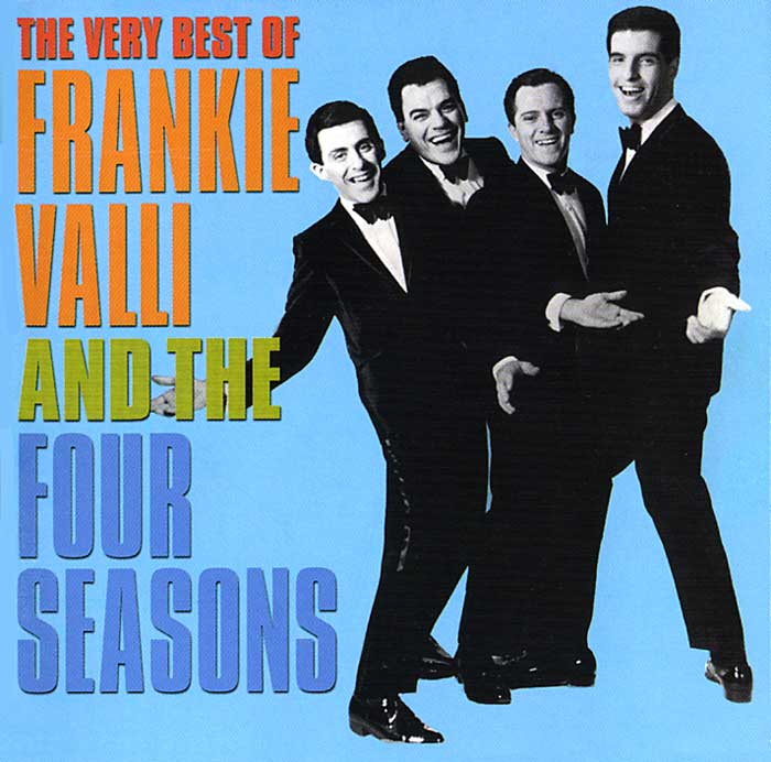 The Very Best of Frankie Valley and The Four Seasons