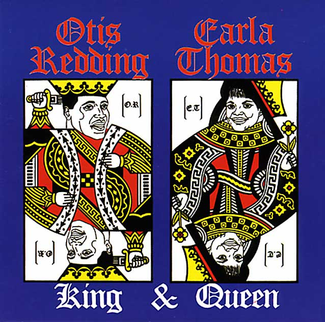 King Otis Redding & Lady Carla Thomas