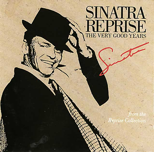 Frank Sinatra CD Cover