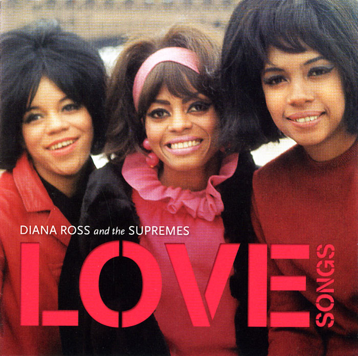 Diana Ross Supremes Love Songs
