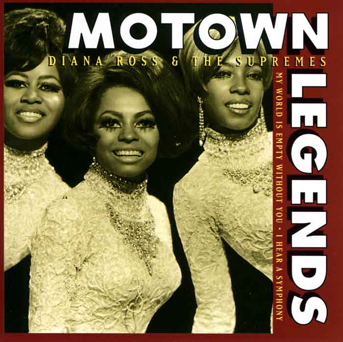 Diana Ross Supremes Mary Wilson Florence Ballard Cindy
