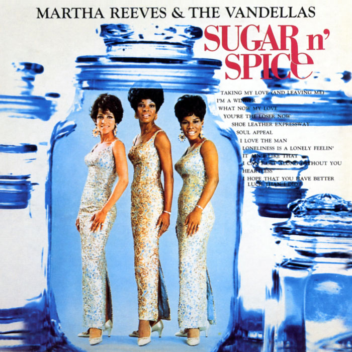 Martha Reeves Vandellas Sugar N Spice