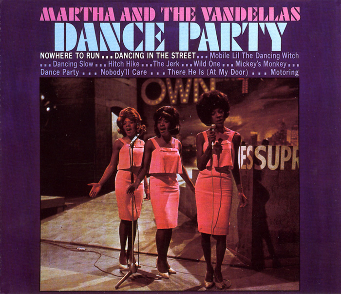 Martha Reeves Vandellas Dance Party 2