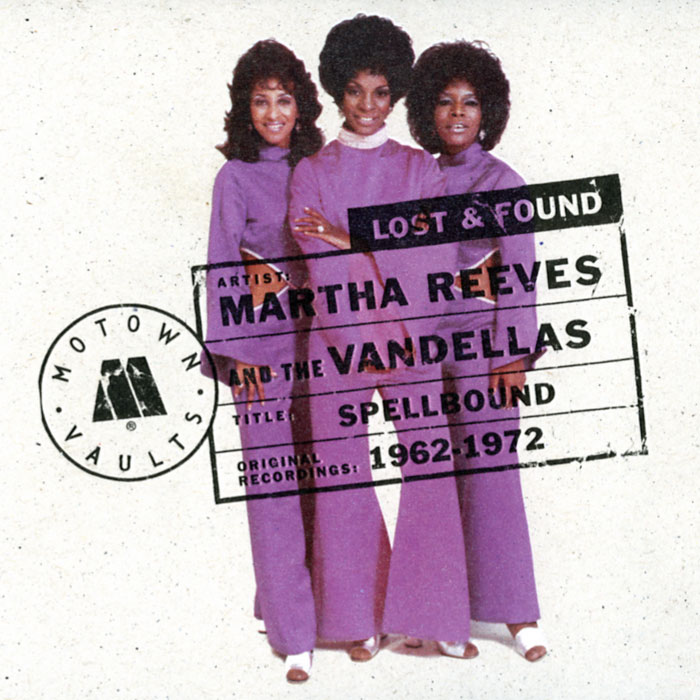 Martha Reeves Vandellas Lost And Found