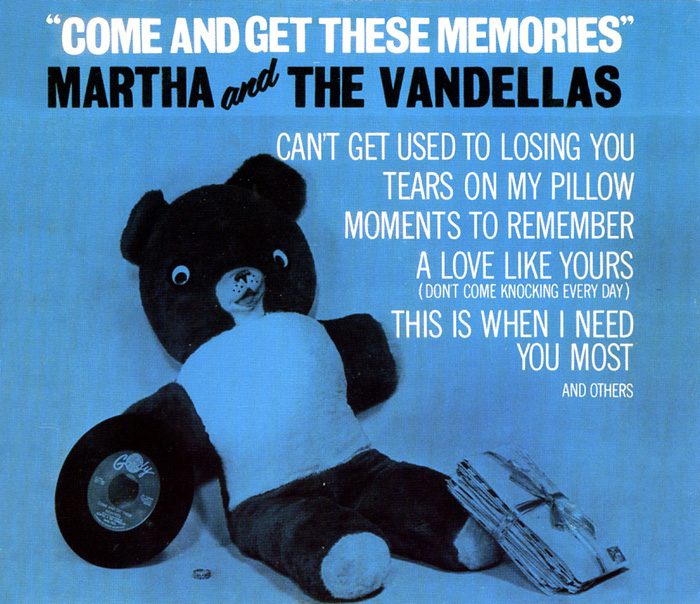 Martha Reeves Vandellas Memories