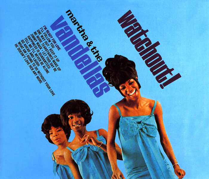 Martha Reeves Vandellas Watchout!