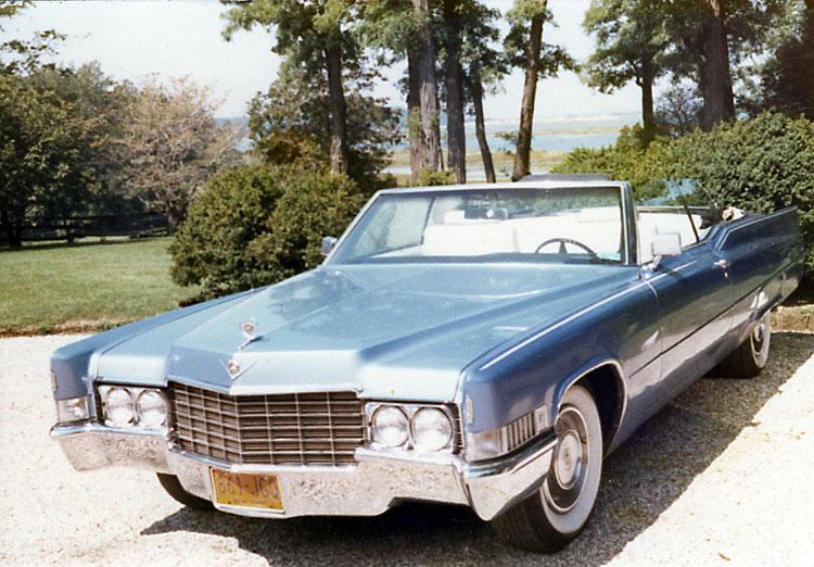 1969 Cadillac Stony Brook Li