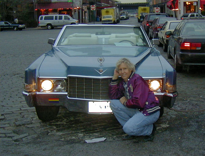 Williamson 69 Cadillac 2000
