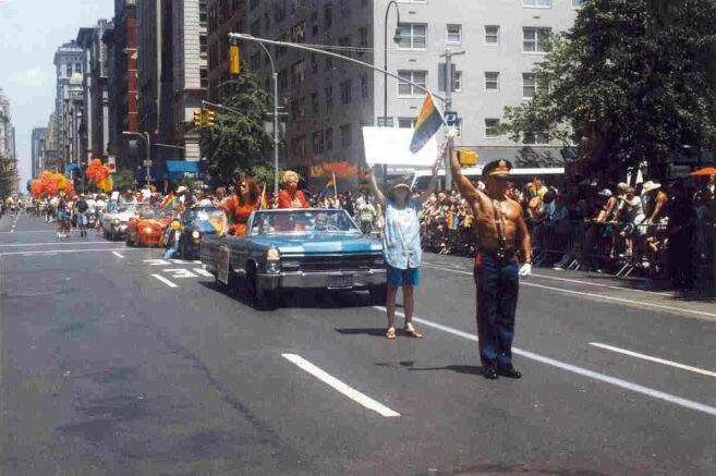 Stonewall 30 -- Sunday, June 27, 1999, N.Y.C. Gay Pride Parade / 30th  Anniversary