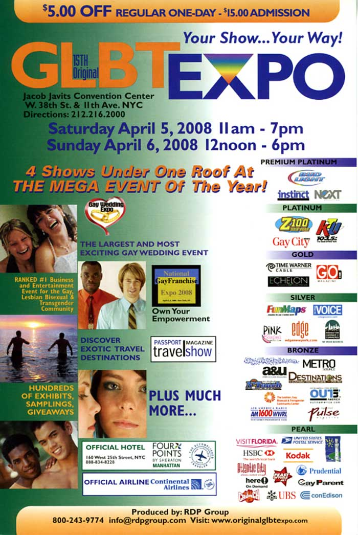 2008 Gay Business Expo