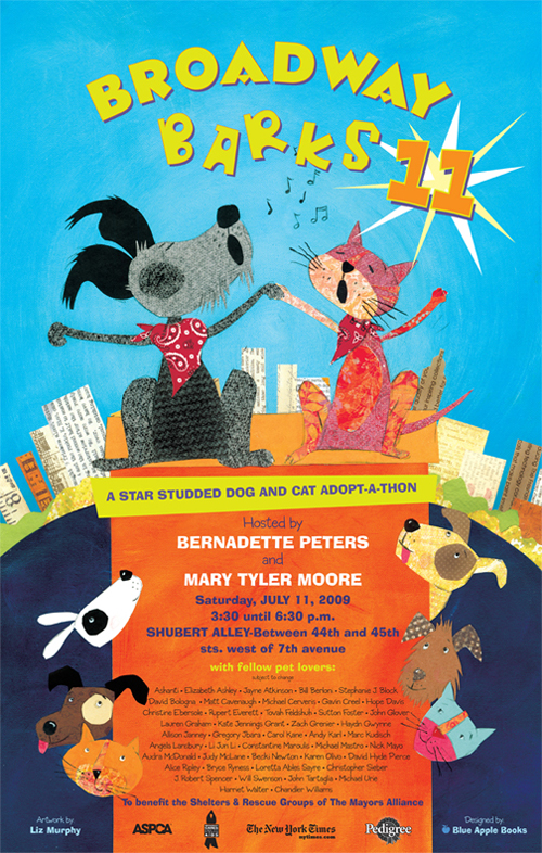 Broadway Barks & Meows