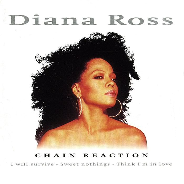 Diana Ross Europe Chain Reaction