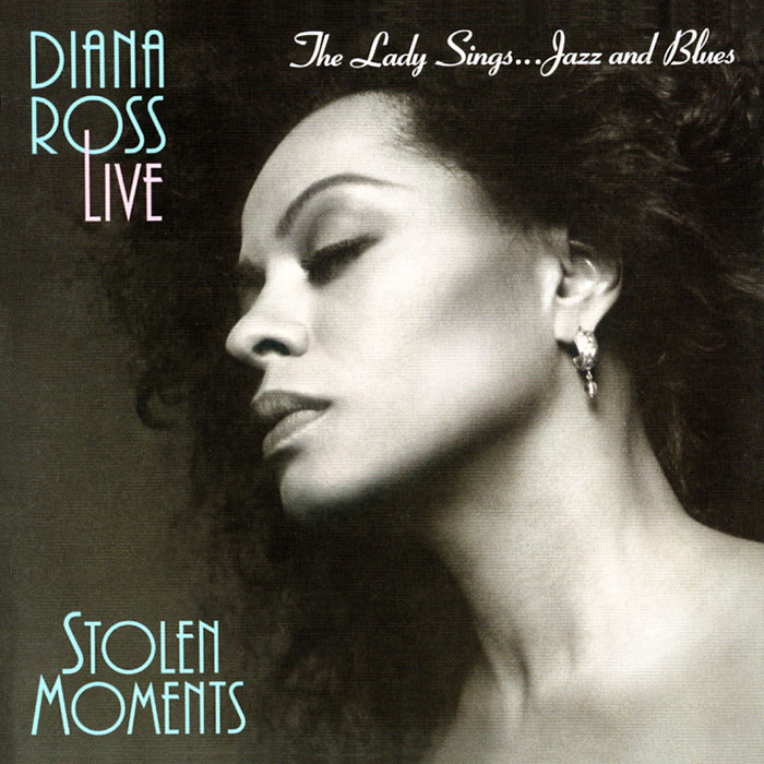 Diana Ross Lady Sings Jazz Blues