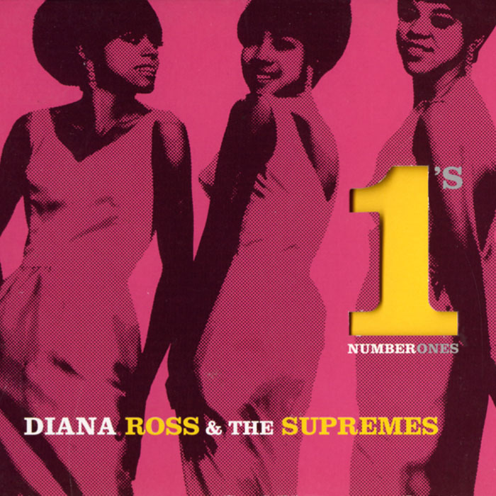 Diana Ross Supremes #1s biodegradable
