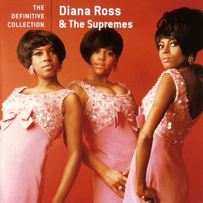 Diana Ross Supremes Definitive Collection