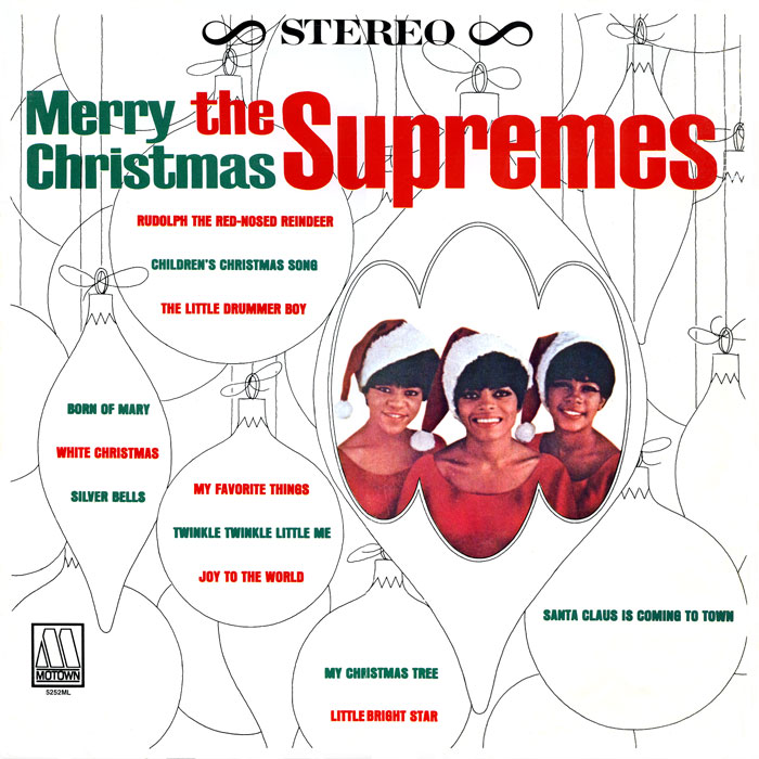 Supremes Merry Christmas
